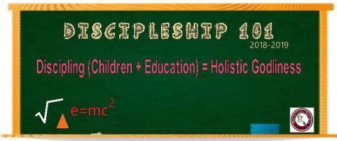 Discipliship Series